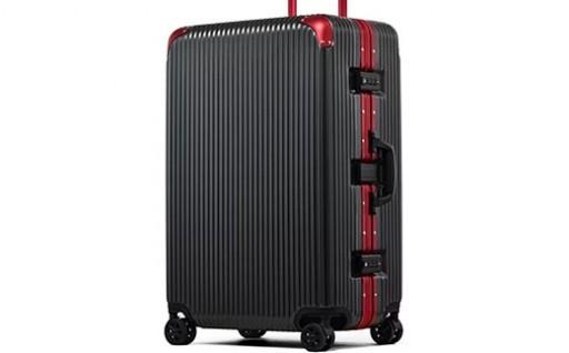 アルミフレーム スーツケース 受託手荷物対応 LL