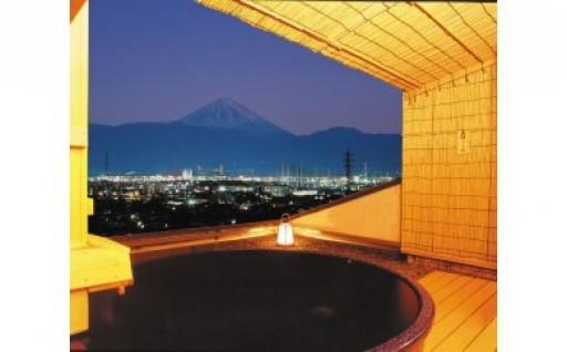 霊峰富士と魅惑の夜景をご堪能ください!