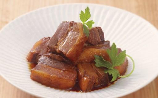 お肉屋さんが丁寧に作る「豚角煮」