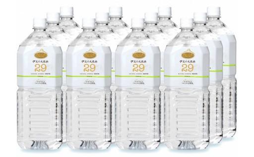伊豆の天然水(2L×12本)