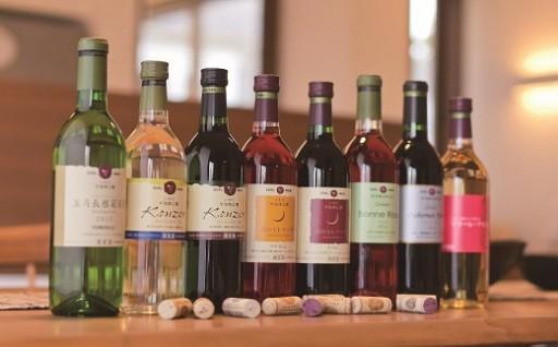 花巻産ワインは多数のコンクールで数々の賞を受賞しています!