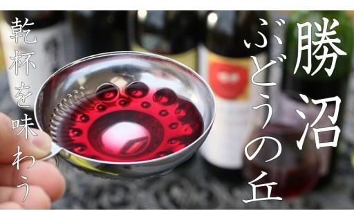 日本ワインの聖地~甲州市勝沼~