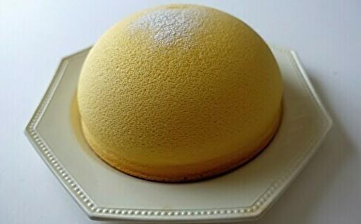 地元で人気のスフレチーズケーキ