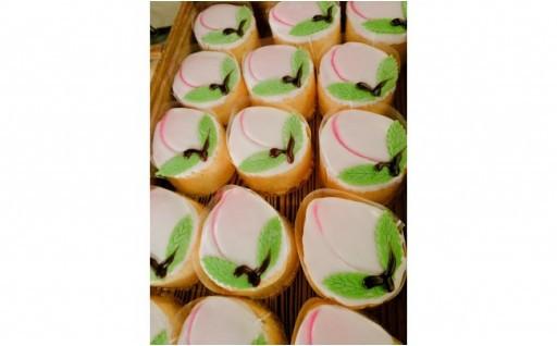 春よ来い♪長崎銘菓『桃カステラ』
