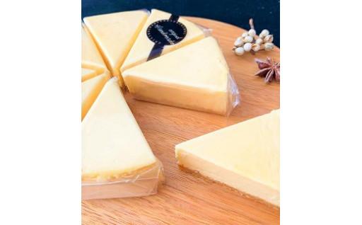 北海道十勝の素材にこだわったニューヨークチーズケーキ