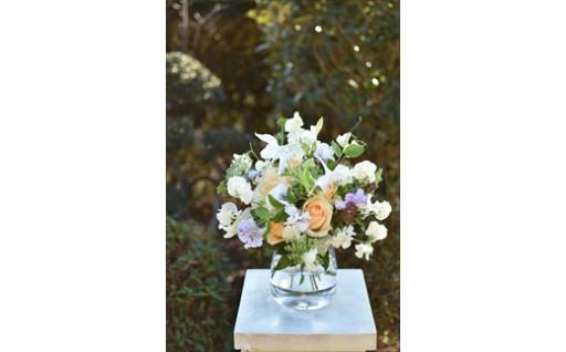 ご自宅にきれいなお花を飾りませんか。