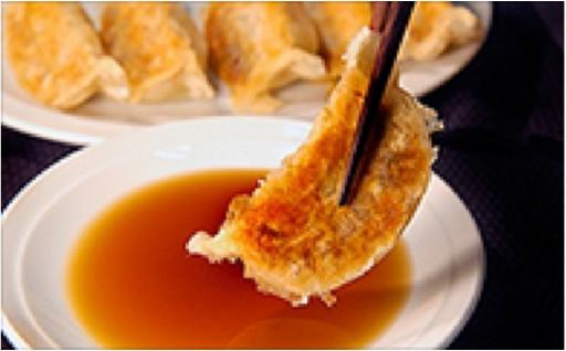 山八の数ある餃子の中でも食べやすく飽きのこない人気のお礼の品
