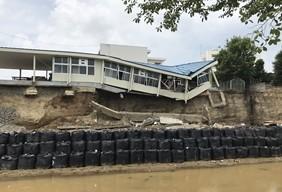平成29年九州北部豪雨復興支援