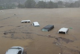平成29年台風18号被害
