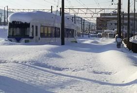 平成30年福井県大雪越前市雪害支援