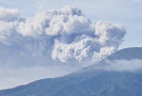 平成30年宮崎県小林市 新燃岳噴火災害支援受付