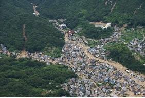 平成30年7月豪雨 災害復興支援