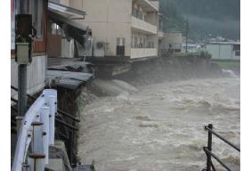 平成30年郡上市豪雨災害復興支援