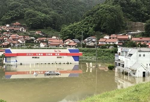 島根県川本町 平成30年7月豪雨 ...