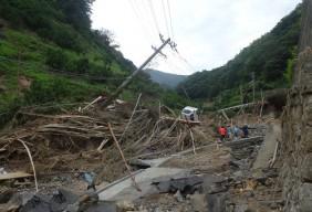 平成30年7月豪雨(愛媛県宇和島市 代理寄附)