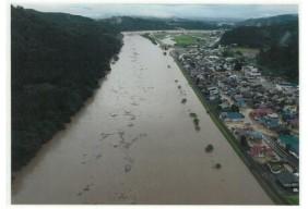平成30年山形県戸沢村大雨災害