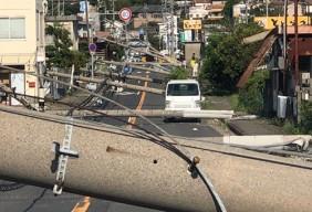 平成30年 台風21号