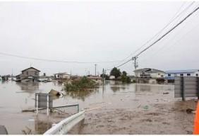 令和元年台風19号(宮城県大崎市)