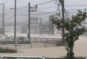 令和2年7月豪雨 長崎県大村市