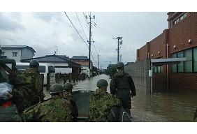 令和2年7月豪雨 福岡県大牟田市