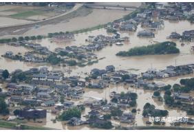 令和2年7月豪雨 熊本県復興支援