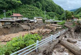 令和2年長野・岐阜大雨災害