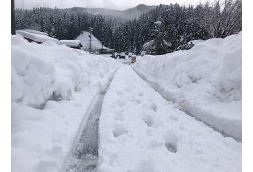 福井県福井市 令和3年福井市 雪害復旧支援 災害支援・寄付 ふるさとチョイス災害支援