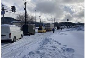 令和3年福井県あわら市 雪害支援
