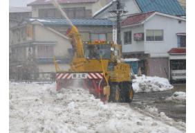 令和2年山形県最上町 雪害支援