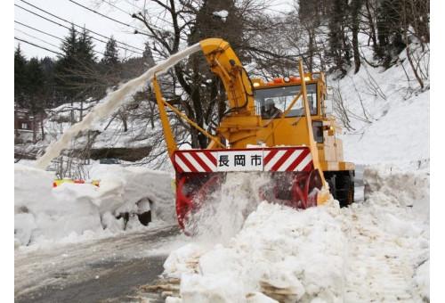 新潟県長岡市 令和2、3年雪害支援 災害支援・寄付 ふるさとチョイス災害支援