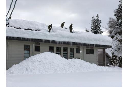 新潟県柏崎市 令和3年豪雪災害復旧支援 災害支援・寄付 ふるさとチョイス災害支援
