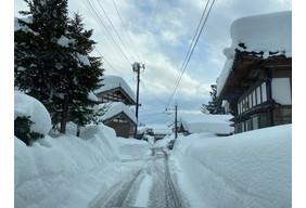 令和3年新潟県村上市 雪害支援