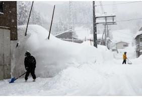 令和2、3年豪雪災害