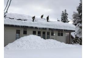 令和3年豪雪災害復旧支援