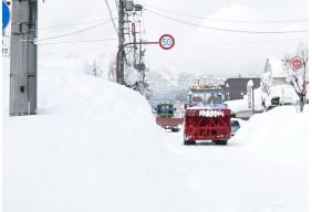 令和3年福井県勝山市雪害支援