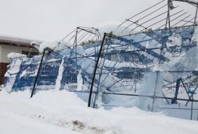 令和2、3年豪雪被害