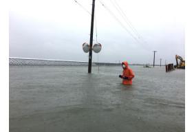 令和3年8月豪雨 福岡県小郡市