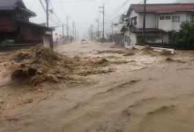 令和3年8月豪雨 広島県安芸高田市