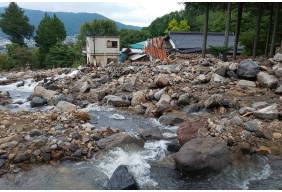 令和3年9月茅野市土石流災害