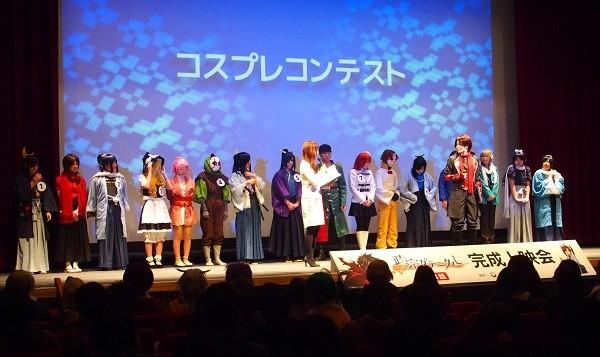 政宗ダテニクル【第5話上映会】を開催しました! 豪華声優ゲストご来場!