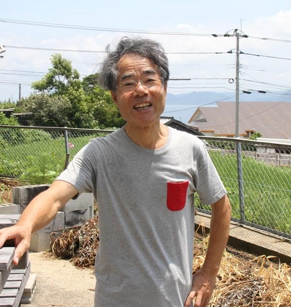 中浦 光彦さん(平戸市 生月地区)