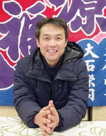 神田 全記さん(平戸市 生月地区)