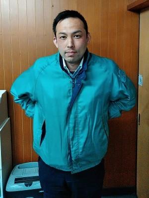 有限会社サンパック 代表取締役 森貴洋さん