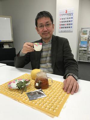 鳥取大学大学院連合農学研究科 教授 児玉基一朗さん