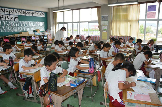 <教室にエアコンが付いたら、何を頑張りたい?>