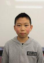 ○K・Hくん (小学校6年)