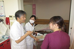 来年度からの地域医療研究教育部門の運営開始を目指します