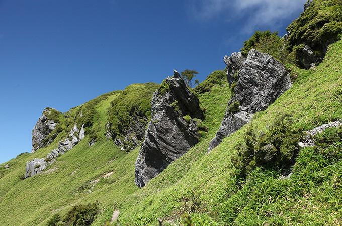 地域や登山者の声を聞きながら整備を進めます