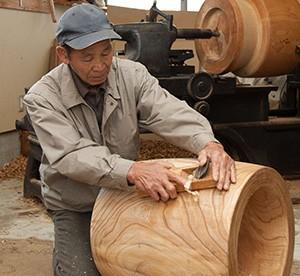 酒井木工所:酒井 平男さん