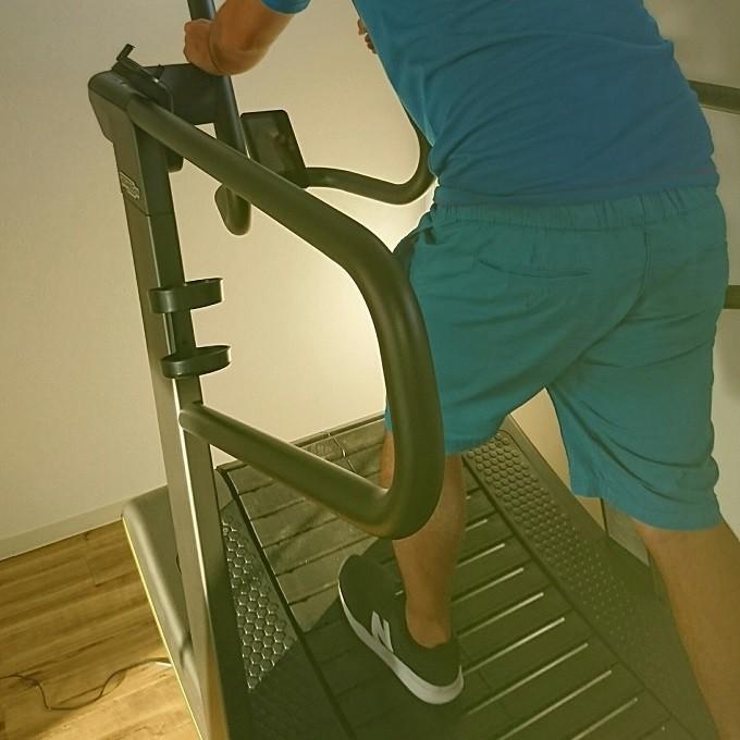 (3)低酸素ルームでの運動による健康管理